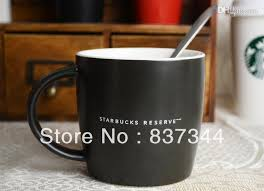 Reserve Mug Starbucks 40th Anniversary Of The Signature Black Ceramic Cup Coffee New Direct Clearance Sale Customize Mugs Customized