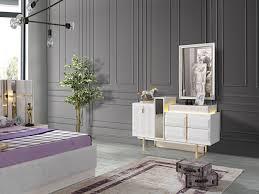 schlafzimmer kommode pianno mit spiegel led moebel de