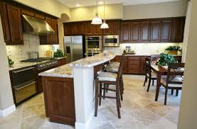 Warm Paint Colors For Living Room Kitchen Traditional With None