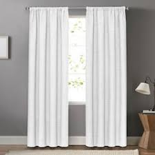 white sonoma goods for life curtains drapes window treatments