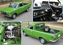 100 Fiat Pickup Truck Put It On The List 1976 Polski Pick Up