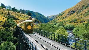 Gorge by Taieri Gorge Railway Dunedin To Pukerangi Train Journey