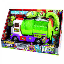 Trash Pack - Sewer Truck - CraftyArts.co.uk