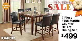 Cheap Dining Room Sets Under 10000 by Sam Levitz Furniture