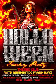 Free Halloween Flyer Templates by Free Halloween Flyer Template Download Xtremeflyers
