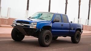 100 Fiberglass Truck Fenders 20032006 Chevrolet Silverado Aftermarket Chevy