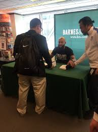 Aaron's Autographs: Tim Howard Book Signing 6/3/15 Daniel At Barnes Noble Honoring Employers For Improving The Lives Of People With Phandling Documenting Homelness In San Luis Obispo Careers Yes You Can Haggle At Your Favorite Retailersand Youre Getting Harry Potter Fans Flood And Midnight Release Its Backtoschool Time Nmsu Bookstore Barnes Noble Coupon Code How To Use Promo Codes Coupons 9 Things My Job In Customer Service Has Taught Me Amp Sued Discrimination By Transgender Ex Out Ink 40 Before What I Did Instead Happywork Is On The Shelves