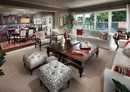 Open Floor Plans Homes by Getting The Most Out Of An Open Floor Plan