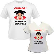 Camisas Casal Namorados Elo7