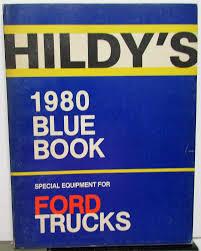 100 Blue Book On Trucks 1980 Hildys Ford Aftermarket Truck RV