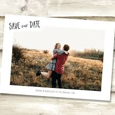 Save The Date Template For Photographers With Photo Card Wedding Photography Rustic Postcard Ellipse In Chinese