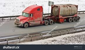 Tanker Truck My Trucks Business Vehicles Stock Photo (Edit Now ...