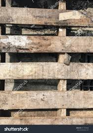 Wooden Pallets Background Stock Photo 511933348