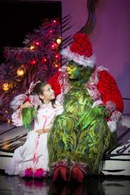 The Grinch Xmas Tree by Dr Seuss U0027 How The Grinch Stole Christmas 2016 The Old Globe