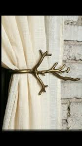 Deer Antler Curtain Holders by Antler Curtain Holdbacks Robyn Porter Realtor Your Real