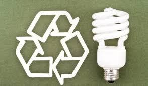 how do you recycle energy saving light bulbs