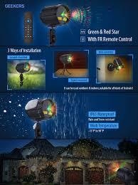 Outdoor Halloween Decorations Amazon by Amazon Com Laser Lights Laser Christmas Lights Halloween Star
