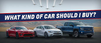 100 Should I Buy A Car Or Truck What Kind Of To LaSorsa Chevrolet Buick