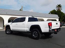 100 Used Toyota Tacoma Trucks For Sale 2017 No Reported Accidents 1 Reported Owner At