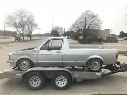 1982 Volkswagen VW Rabbit Truck G60 Stage 4 Swapped = PROJECT - NEBRASKA