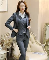 popular womens trousers and jacket suit buy cheap womens trousers