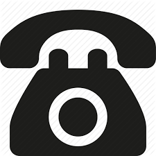 Call old phone telephone icon