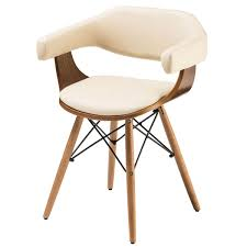 Huntley Dining Chair Cream Faux Leather & Beech (Single) Cream Faux Leather Ding Chair With Curved Leg Crossley Single Adela Maple And Lpd Padstow Chairs Pair Brown Or Red Faux Leather Ding Chairs Antique Vintage Button Stud Detail Pack Of 2 Table Seat Set Bolero Tan Mark Harris California Simpli Home Cosmopolitan 9piece 8