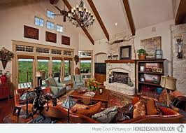 Western Decor Ideas For Living Room Endearing Austin Rustic