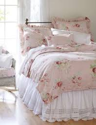 Simply Shabby Chic Bedding by Shabby Chic Vintage Rose 3 Piece Cotton Quilt Set Shabby Chic