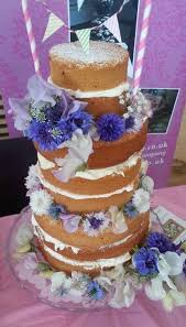 Naked Wedding Cake Facebook Thebigfatcakecompany