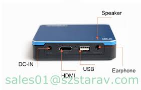 DHL mini projector DLP projector 2015 latest connect mobile phone in Projectors from puter & fice on Aliexpress