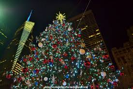 Nbc Rockefeller Christmas Tree Lighting 2014 by My Walking Pictures Christmas In New York City