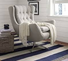 Pottery Barn Aaron Upholstered Chair by Best Pottery Barn Upholstered Chairs Photos House Design Ideas