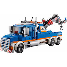 100 Lego City Tow Truck 60056 LEGO Toys Games Other Toys On Carousell