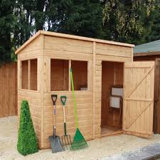 8x6 Wood Storage Shed by How To Build A Cheap Storage Shed The Family Handyman Very Cheap