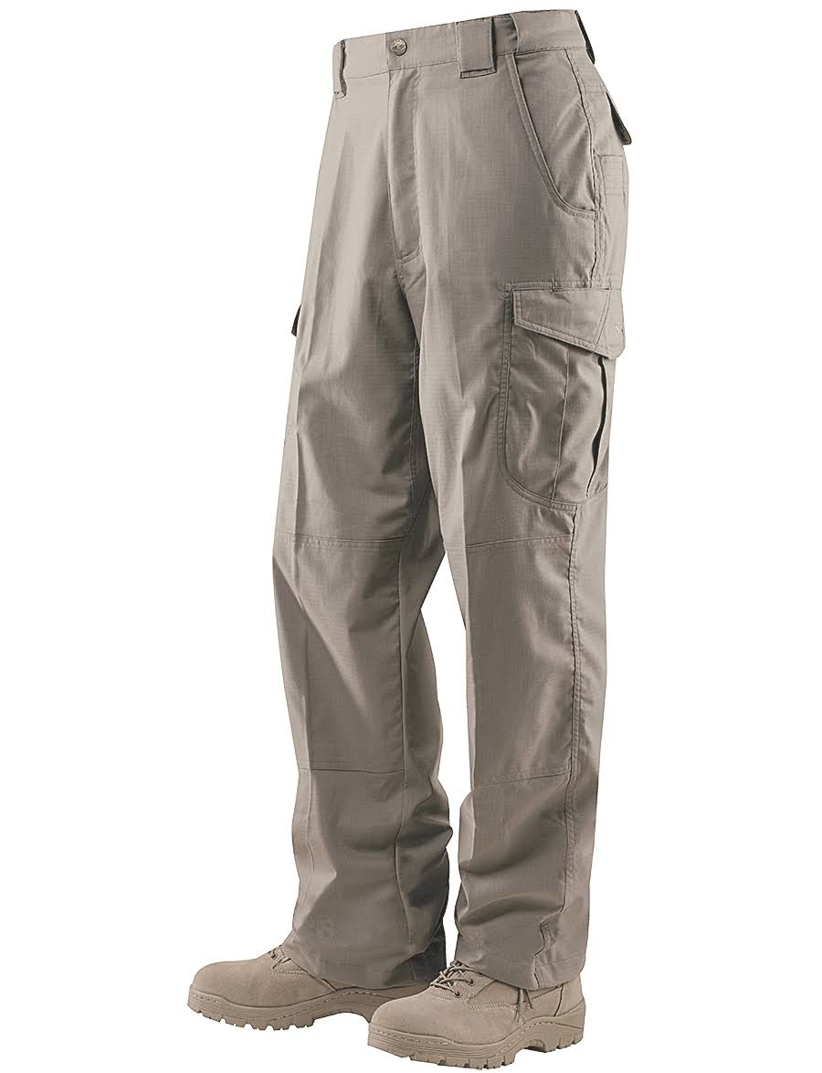 Tru-Spec 24-7 Khaki Ascent Pants Waist32 Length34 1036024