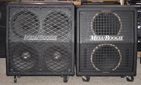 Mesa Boogie Cabinet Dimensions by New Vs Old Mesa 2x12 Vertical Cabinets The Gear Page