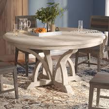 Lark Manor Della 60 Round Dining Table