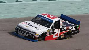 2018 NASCAR Camping World Truck Series Paint Schemes - Team #21