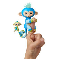 Fingerlings Baby Monkey And Mini BFF