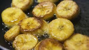 cuisiner des bananes plantain banane plantain recette de bananes plantain frites ou sautées