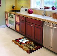 Fat Chef Kitchen Decor With Rugs