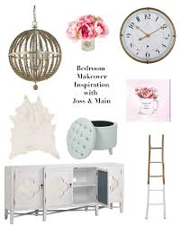 Joss And Main Headboards by Bedroom Makeover I Bonjour Bliss Roxanne West