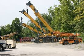 St. Louis |Manitowoc, Grove, National And Broderson Cranes |Kirby-Smith