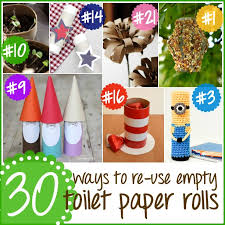 30 Ways To Re Use Empty Toilet Paper Rolls At Happyhourprojects
