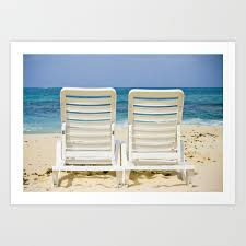 Summer Photo: Lounge Chairs On A Beach In The Caribbean Art Print Lounge Chairs On The Beach Man Wearing Diving Nature Landscape Chairs On Beach Stock Picture Chair Towel Cover Microfiber Couple Holding Hands While Relaxing At A Paradise Photo Kozyard Cozy Alinum Yard Pool Folding Recling Umbrellas And Perfect Summer Tropical Resort Lounge Chair White Background Cartoon Illustration Rio Portable Bpack With Straps Of