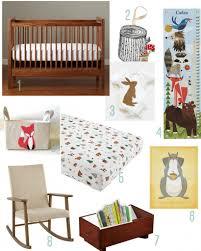 Woodland Themed Nursery Bedding by Woodland Baby Nursery Rustic Baby Chic