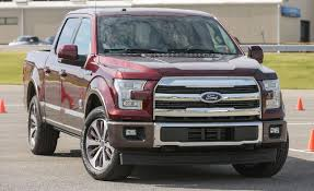2017 Ford F-150 3.5L V-6 EcoBoost 10-Speed First Drive | Review ... New 2018 Ford F150 Supercrew Xlt Sport 301a 35l Ecoboost 4 Door 2013 King Ranch 4x4 First Drive The 44 Finds A Sweet Spot Watch This Blow The Doors Off Hellcat Ecoboosted Adding An Easy 60 Hp To Fords Twinturbo V6 How Fast Is At 060 Mph We Run Stage 3s 2015 Lariat Fx4 Project Truck 2019 Limited Gets 450 Hp Option Autoblog Xtr 302a W Backup Camera Platinum 4wd Ranger Gets 23l Engine 10speed Transmission Ecoboost W Nav Review