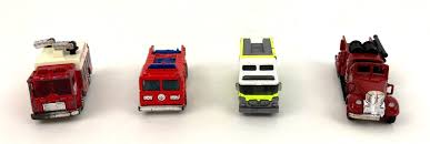 100 Matchbox Fire Trucks Hot Wheels Truck Rescue Mack Auxiliary 4