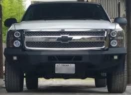 100 Bumpers For Trucks Barricade Silverado Extreme HD Front Bumper W LED Fog Lights